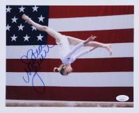 Nastia Liukin Signed Team USA 8x10 Photo (JSA COA) at PristineAuction.com