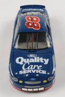 Dale Jarrett Signed LE NASCAR #88 Quality Care 1998 Ford Taurus 1:24 Diecast Car (Beckett COA) at PristineAuction.com