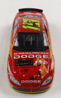Jeremy Mayfield Signed LE NASCAR #19 Dodge 2003 Intrepid - The Lion King Special Edition 1:24 Diecast Car (Beckett COA) at PristineAuction.com