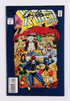 """Ron Lim & Adam Kubert Signed LE 1993 """"X-Men 2099"""" Issue #1 Marvel Comic Book (Dynamic Forces COA) at PristineAuction.com"""