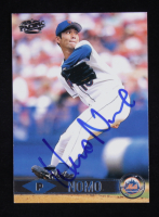 Hideo Nomo Signed 1999 Pacific #283 (Beckett COA) at PristineAuction.com