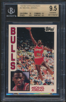 Michael Jordan 1992-93 Topps Archives #52 (BGS 9.5) at PristineAuction.com