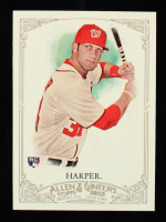 Bryce Harper 2012 Topps Allen and Ginter #12 RC at PristineAuction.com