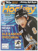 "Alexander Ovechkin Signed ""Beckett: Hockey Monthly"" Magazine (JSA COA) at PristineAuction.com"