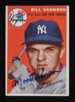 Bill Skowron Signed 1954 Topps #239 RC (Beckett COA) at PristineAuction.com