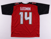 Chris Godwin Signed Jersey (JSA COA) at PristineAuction.com