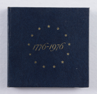 1776-1976-S U.S. Bicentennial Silver Proof Coin Set with (3) Coins & Original Packaging at PristineAuction.com