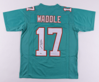 Jaylen Waddle Signed Jersey (Beckett COA) at PristineAuction.com