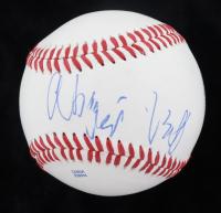 Abigail Ratchford Signed OL Baseball (JSA COA) at PristineAuction.com