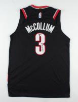 C.J. McCollum Signed Trail Blazers Jersey (Beckett COA) at PristineAuction.com