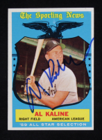 Al Kaline Signed 1959 Topps #562 AS (Beckett COA) at PristineAuction.com