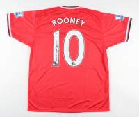 Wayne Rooney Signed Manchester United Jersey (Beckett Hologram) at PristineAuction.com