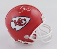 Tyreek Hill Signed Chiefs Mini-Helmet (JSA COA) at PristineAuction.com