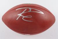 "Russell Wilson Signed NFL ""The Duke"" Photo Football (Wilson Hologram & Beckett COA) at PristineAuction.com"