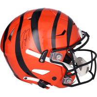 Joe Burrow Signed Bengals Full-Size Authentic On-Field SpeedFlex Helmet (Fanatics Hologram) at PristineAuction.com