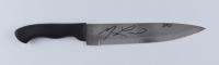 "Matthew Lillard Signed ""Scream"" Stainless Steel Butcher Knife Inscribed ""Stu"" (JSA COA) at PristineAuction.com"
