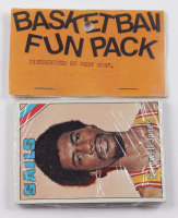 1975-76 Topps Basketball Card Fun Pack with (10) Cards at PristineAuction.com