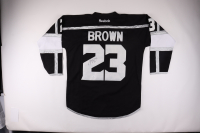 Dustin Brown Signed Kings Jersey (JSA COA) at PristineAuction.com