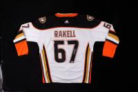 Rickard Rakell Signed Ducks Jersey (JSA COA) at PristineAuction.com
