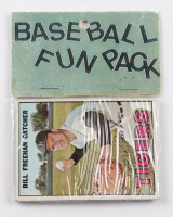 1967 Topps Baseball Card Fun Pack with (10) Cards at PristineAuction.com