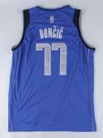 Luka Doncic Signed Mavericks Game Jersey (PSA LOA) at PristineAuction.com