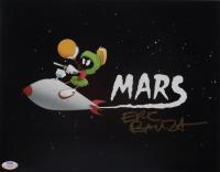 "Eric Bauza Signed ""Space Jam"" 11x14 Photo (PSA Hologram) at PristineAuction.com"