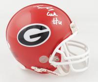 James Cook Signed Georgia Bulldogs Mini-Helmet (JSA COA) at PristineAuction.com