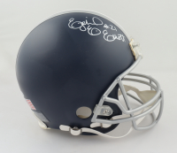 Ezekiel Elliott Signed Cowboys Full-Size Authentic On-Field Helmet (Beckett COA) at PristineAuction.com