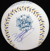 Mookie Betts Signed 2016 All-Star Game Baseball (PSA COA) at PristineAuction.com