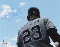 Fernando Tatis Jr. Signed Padres 11x14 Photo (JSA COA) at PristineAuction.com