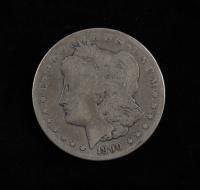 1890-CC $1 Morgan Silver Dollar at PristineAuction.com