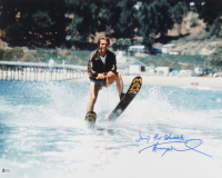 """Henry Winkler Signed """"Happy Days"""" 16x20 Photo Inscribed """"Jump the Shark"""" (Beckett Hologram) at PristineAuction.com"""