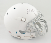 Earl Campbell Signed Full Size Authentic On-Field Helmet (JSA COA) (See Description) at PristineAuction.com