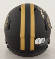 Fred Warner Signed 49ers Eclipse Alternate Speed Mini Helmet (Beckett Hologram) at PristineAuction.com