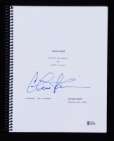 "Charlie Sheen Signed ""Major League"" Movie Script (Beckett COA) at PristineAuction.com"