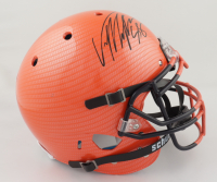 Von Miller Signed Full-Size Authentic On-Field Hydro Dipped Helmet (JSA COA) (See Description) at PristineAuction.com