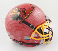 Kyler Murray Signed Full-Size Authentic On-Field Hydro Dipped Helmet (JSA COA) (See Description) at PristineAuction.com