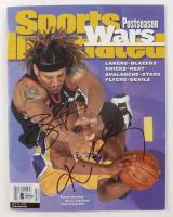 Kobe Bryant & Brian Grant Signed 2000 Sports Illustrated Magazine (Beckett LOA) at PristineAuction.com