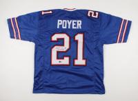 Jordan Poyer Signed Jersey (Beckett Hologram) at PristineAuction.com