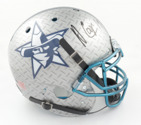 Amari Cooper Signed Full-Size Authentic On-Field Hydro-Dipped Helmet (JSA COA) (See Description) at PristineAuction.com