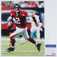 Matt Ryan Signed Falcons 11x14 Photo (PSA COA) at PristineAuction.com