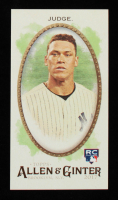 Aaron Judge 2017 Topps Allen and Ginter Mini #172 at PristineAuction.com