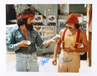 Cheech Marin & Tommy Chong Signed 16x20 Photo (JSA COA) (See Description) at PristineAuction.com