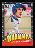 Cody Bellinger 2018 Donruss Whammy #5 at PristineAuction.com