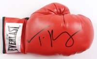 Tyson Fury Signed Everlast Boxing Glove (Beckett Hologram) (See Description) at PristineAuction.com