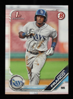 Wander Franco 2019 Bowman Prospects #BP100 at PristineAuction.com