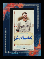 Jose Bautista 2011 Topps Allen and Ginter Autographs #JB at PristineAuction.com