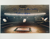"""Elvin Hayes Signed Houston Cougars 16x20 Photo Inscribed """"The Game of the Century"""" (TriStar Hologram) at PristineAuction.com"""