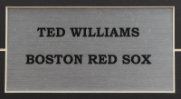 """Ted Williams Signed """"The Splendid Splinter"""" Red Sox 19x26 Custom Framed Photo Display (Williams Hologram) (See Description) at PristineAuction.com"""