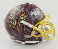 Adrian Peterson Signed Full-Size Authentic On-Field Hydro-Dipped Helmet (Beckett COA) at PristineAuction.com